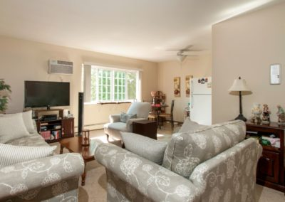 Andover Arms Living Room